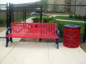 dog park equipment