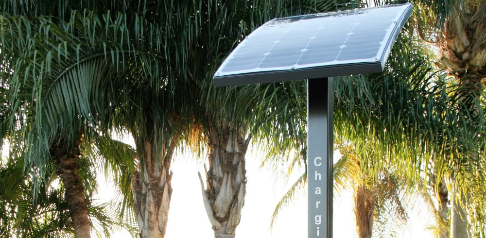 Solar Charging Stations General Recreation Inc