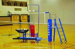 volleyball athletic standards