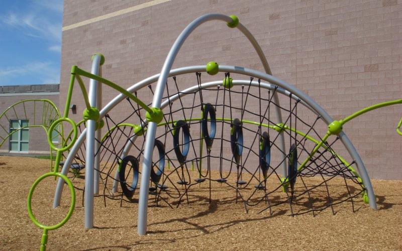 Bear Creel Int playground