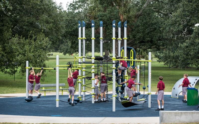 playground fundraiser image