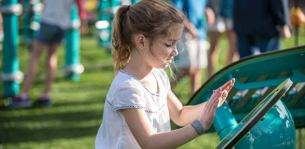 outdoor musical instruments for parks