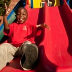 COSTARS-14 boy on slide