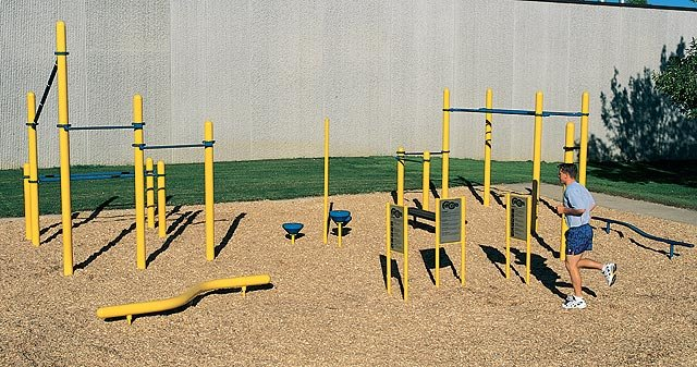 Outdoor Exercise Equipment Outdoor Fitness Equipment