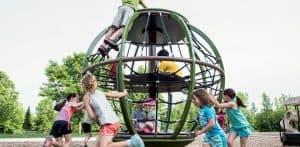 global motion playground equipment