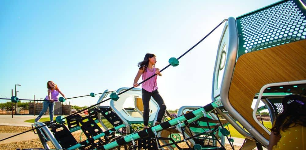 Hedra Climbing Playground