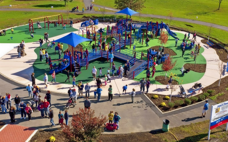 jakes place playground