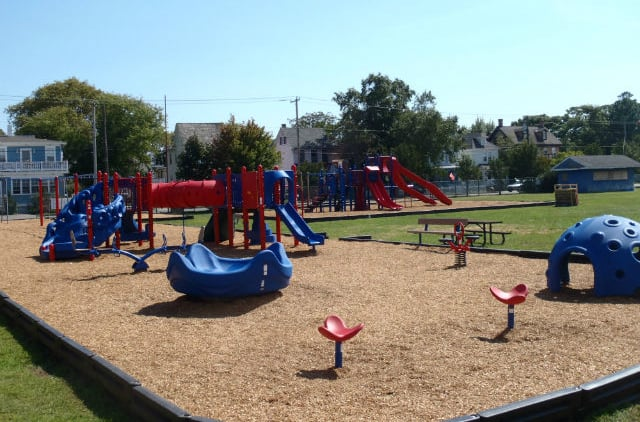 cape may elem playground