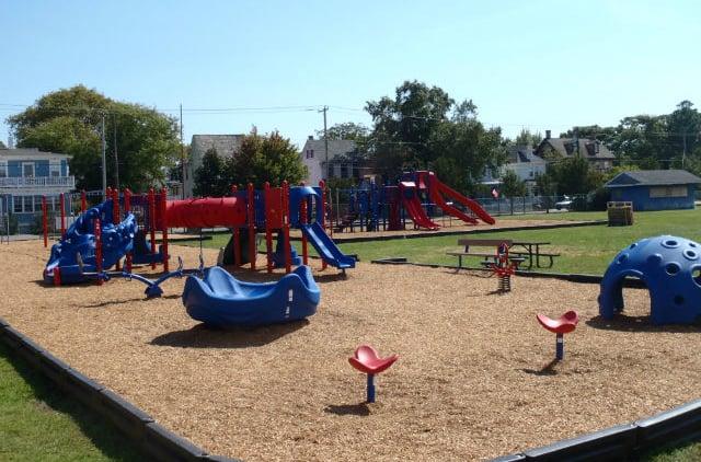 cape may elem playground