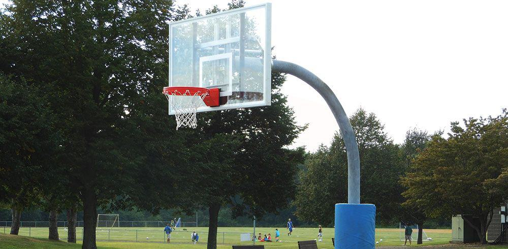 basketball equipment for parks
