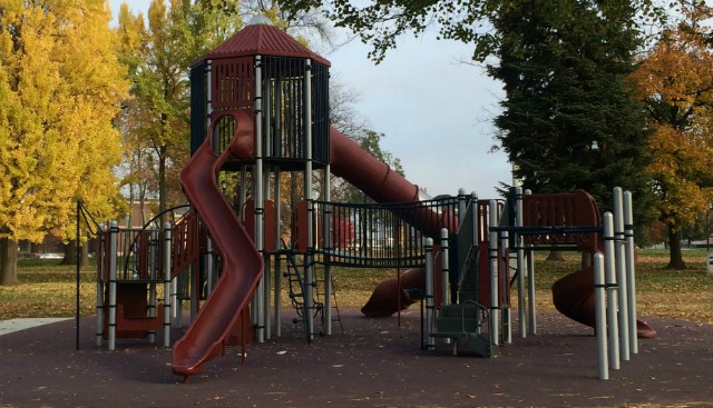 Penn Park Playground Equipment
