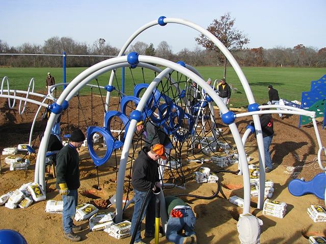 Woodstown NJ Playground Equipment