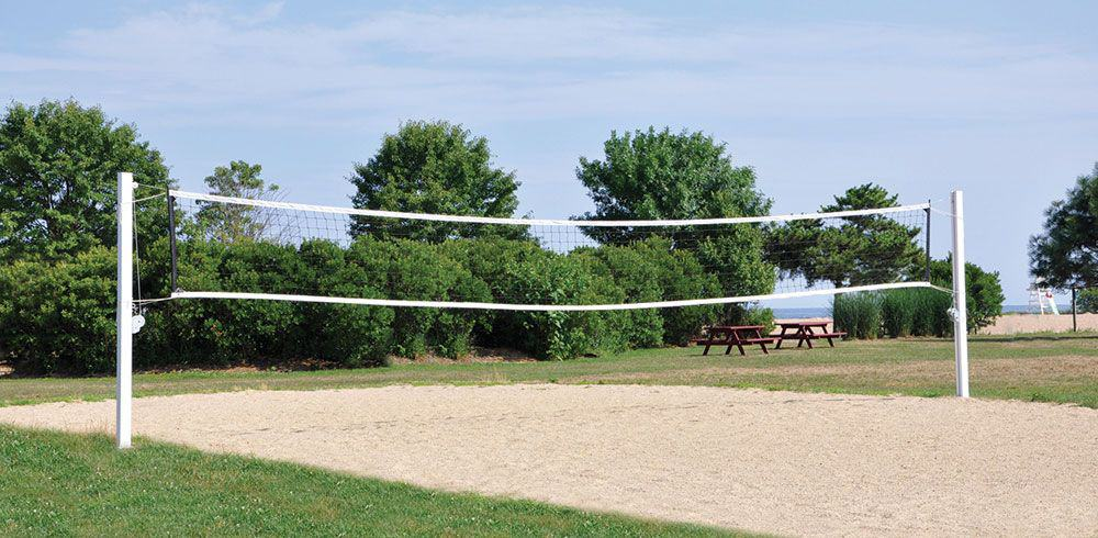 Park Volleyball Equipment
