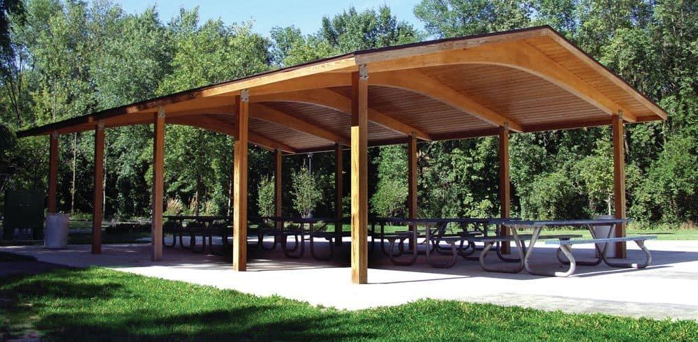 park pavilions for sale