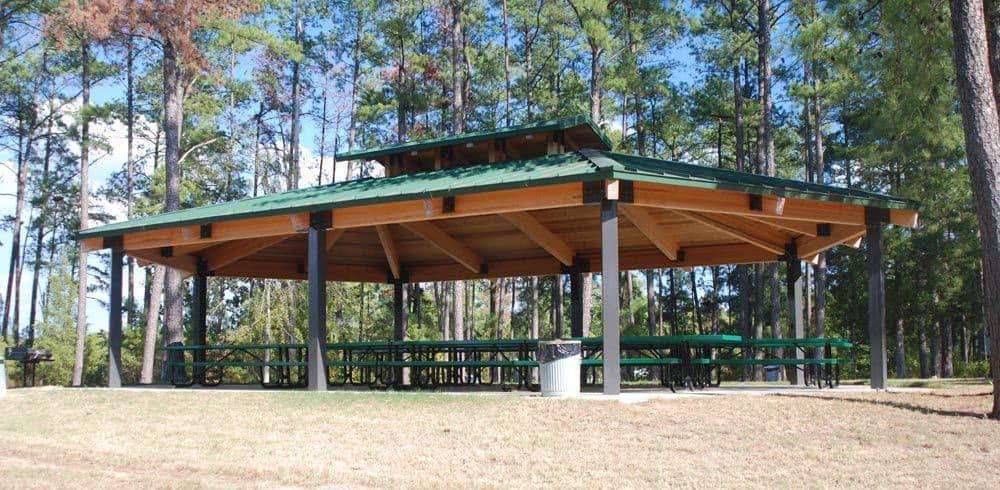 pavilion manufacturers