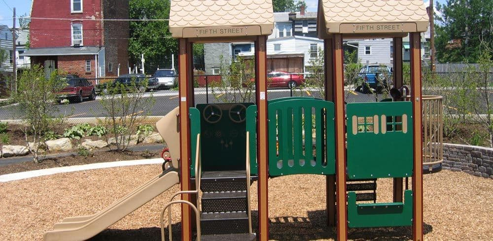 playground surface material