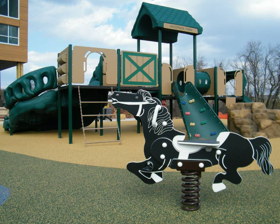 Collegeville PA playground equipment supplier