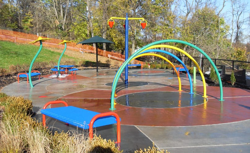 Aquatic Playgrounds Pittsburgh Pennsylvania