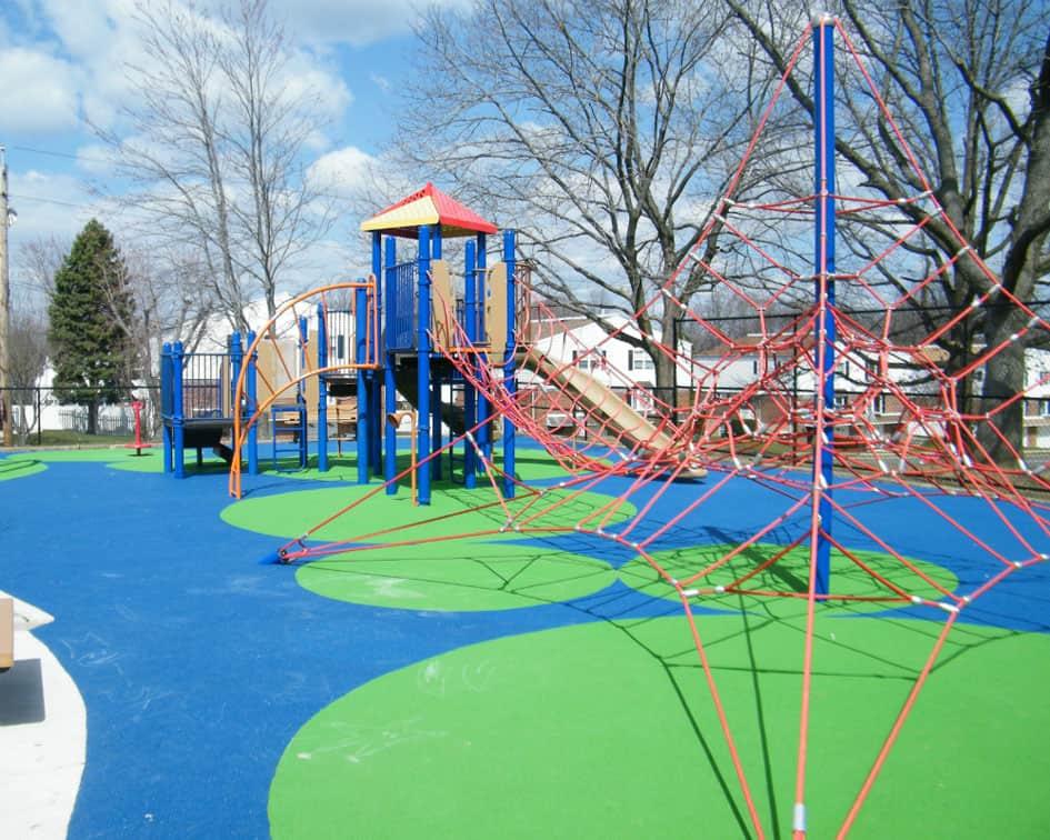 Philadelphia PA Playground Equipment