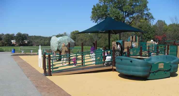 c.w. longer elem playground