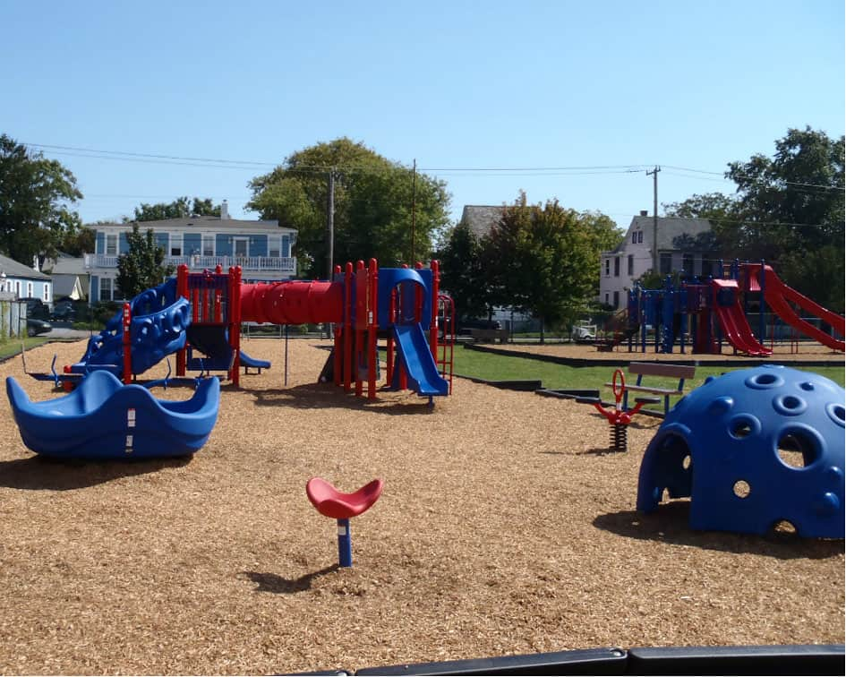 Cape May NJ School Playground Equipment