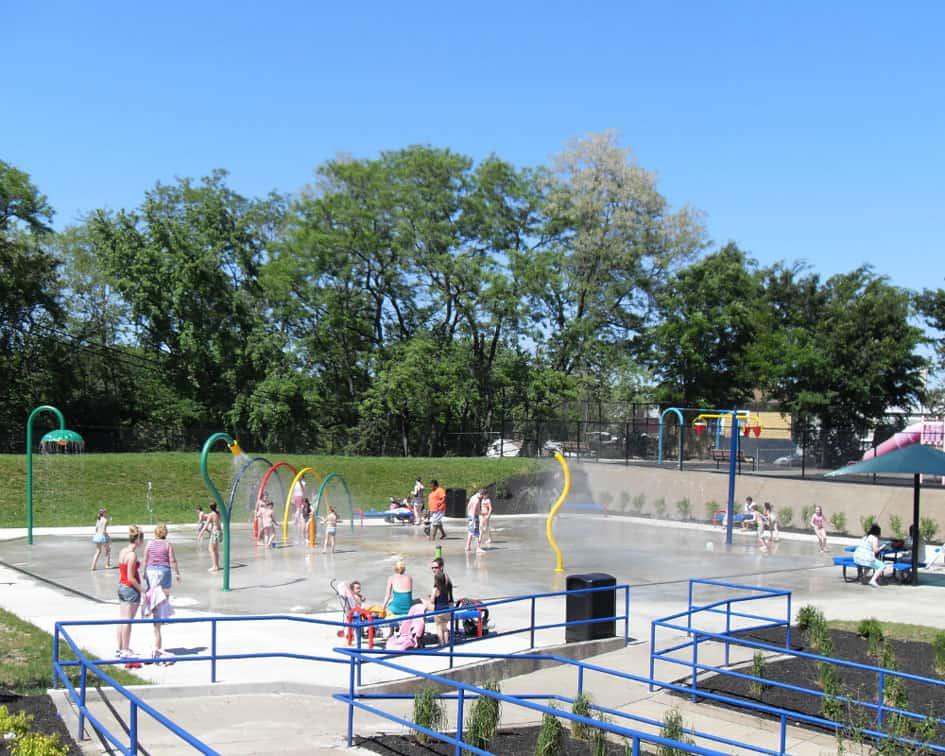 Playground Equipment in Pittsburgh PA