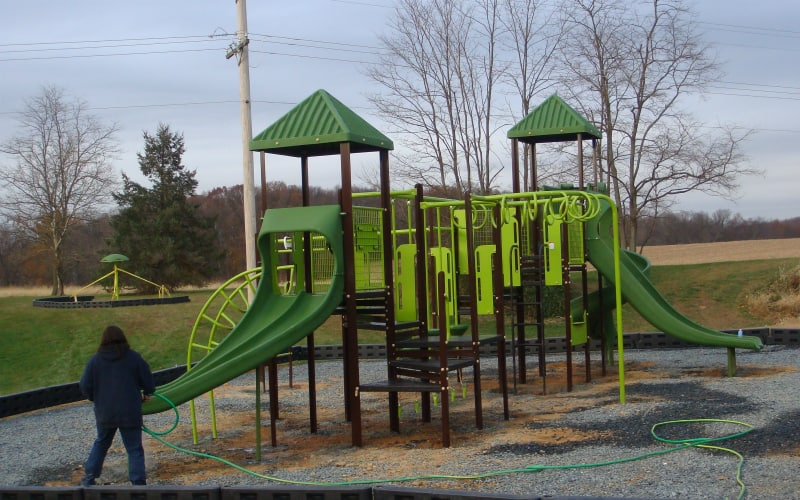 delta peach bottom playground