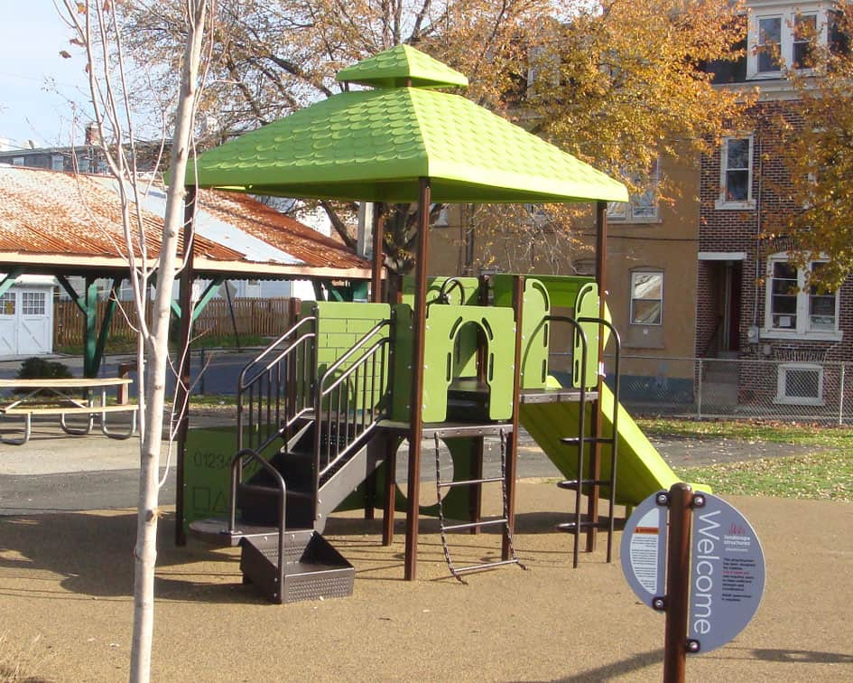 Allentown PA Commercial Playground Equipment