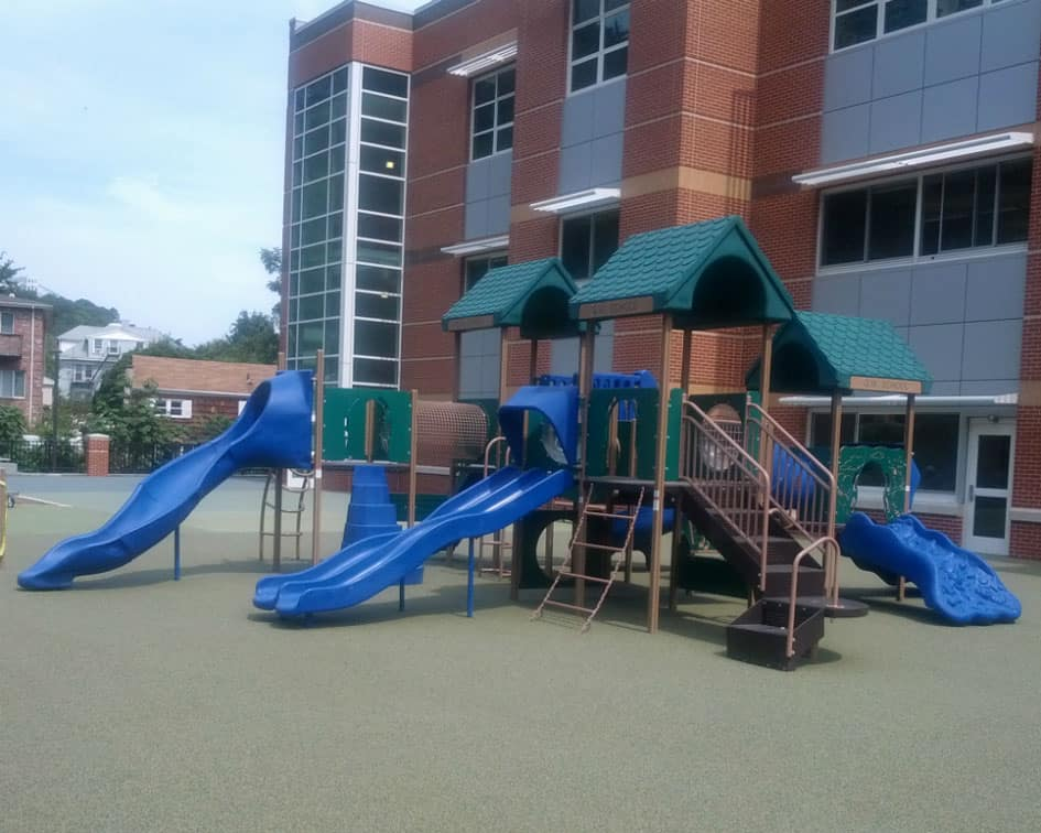 Edgewater NJ Playground Equipment