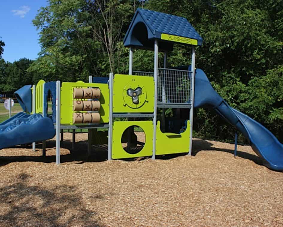 Ridgewood, NJ School Playground Equipment