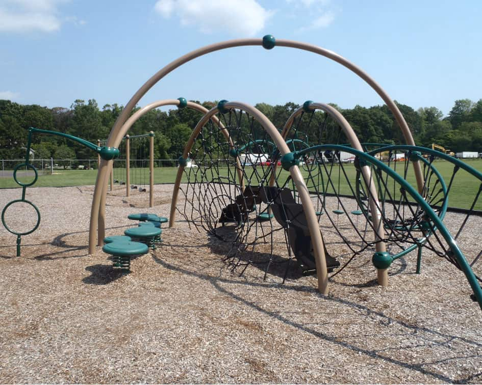 Mantua NJ Elementary School Playground Equipment