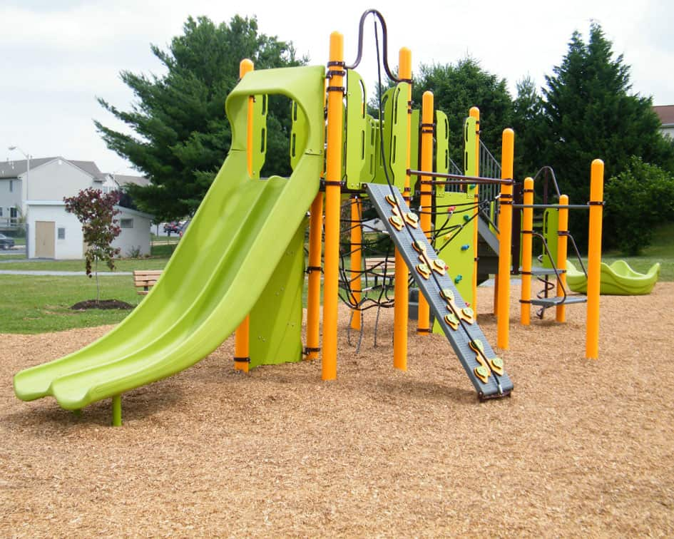 playground equipment fleetwood pa