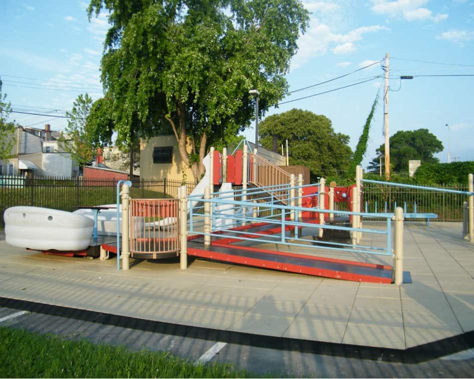 Reading PA Playground Equipment