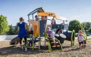 preschool playground design photo