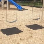 Playground wear mats