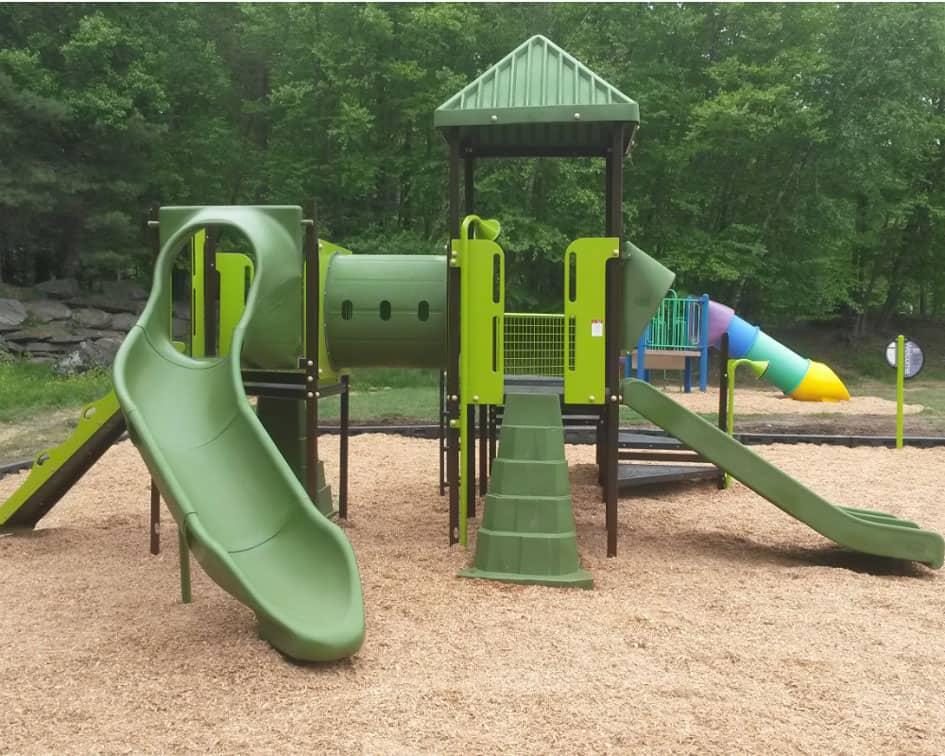 The Hideout Playground, Lake Ariel, PA