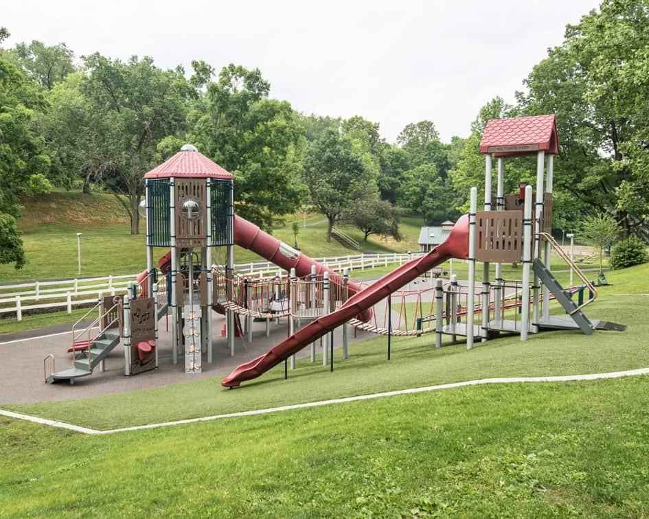 Wiltshire Park Playground