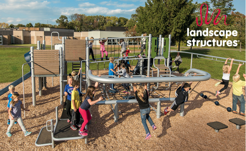 smart play venti Landscape Structures 2016 new products