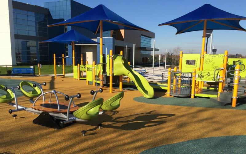 montgomery township playground