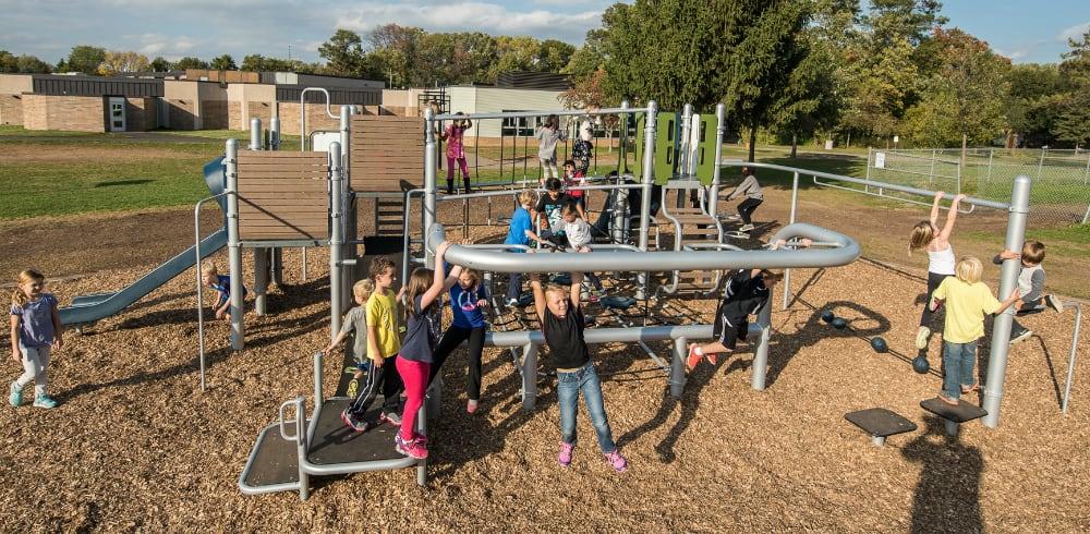 Birchview Playground Equipment