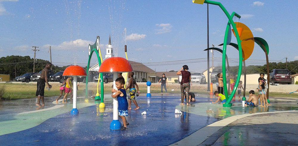 equipment for water parks
