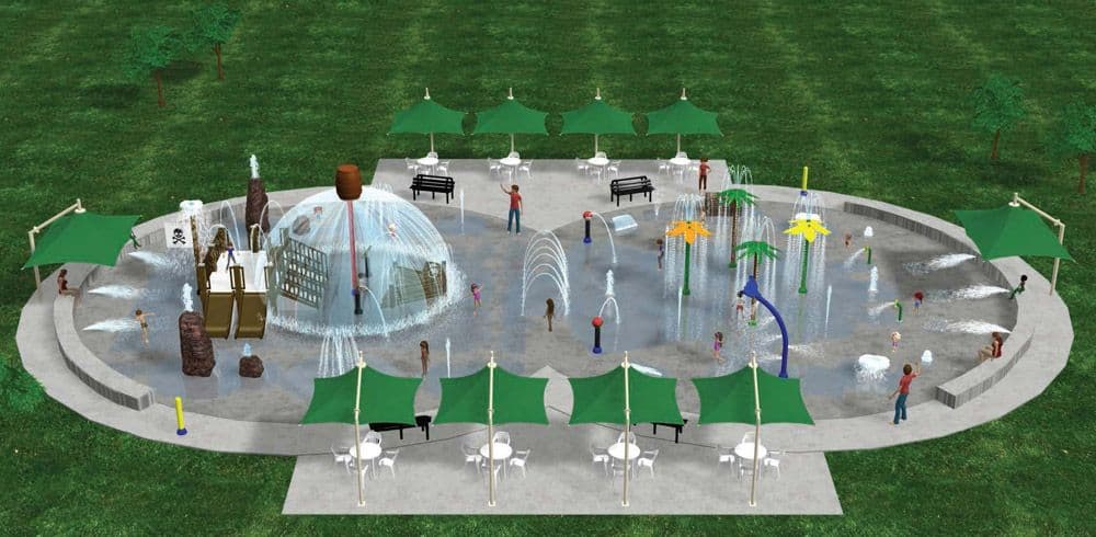 water play equipment suppliers