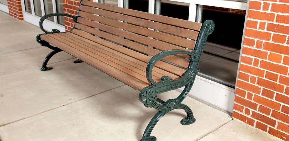 dumor park benches