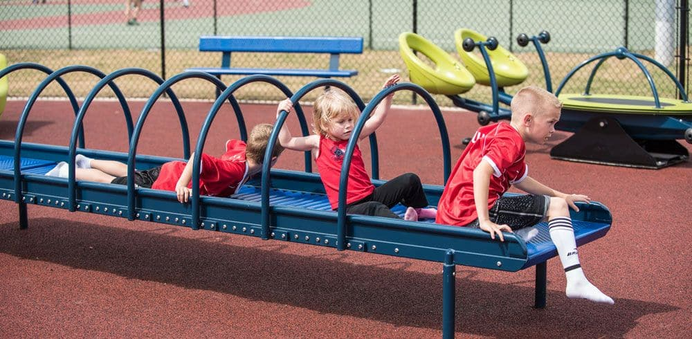 Inclusive Commercial Playground Equipment