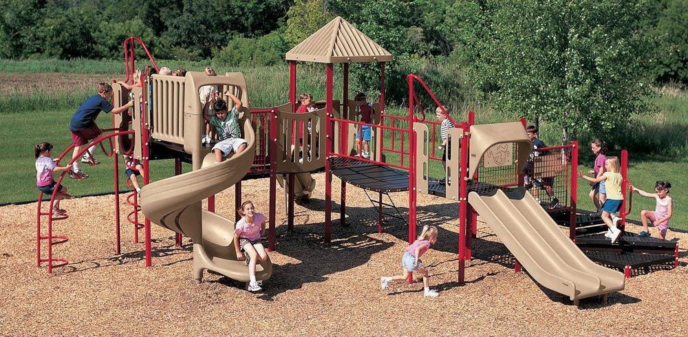 Playsense Commercial Playground Equipment