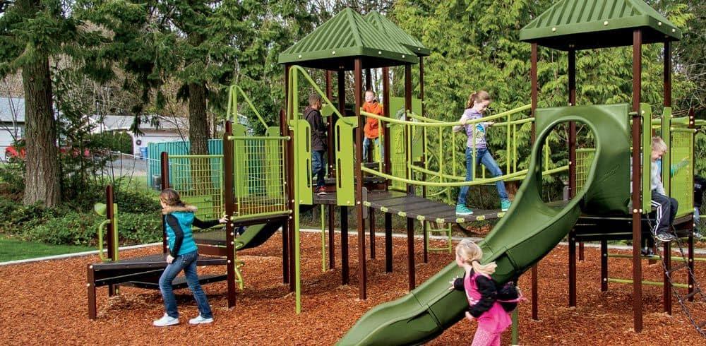 PlaySense Playground Equipment