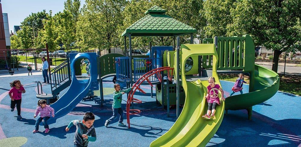 Playshaper School Playground Equipment