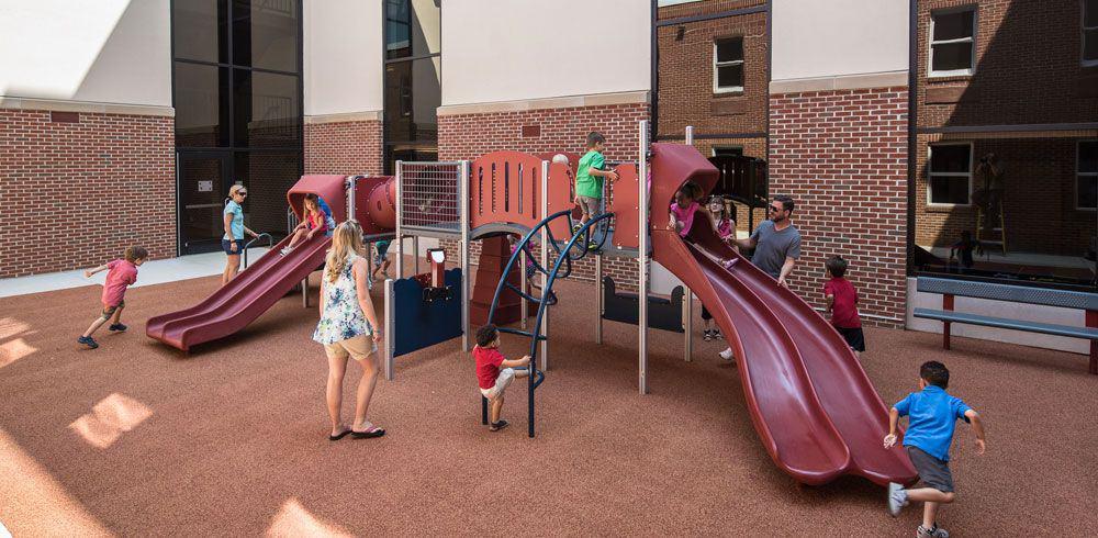 Play Shaper School Playground Equipment