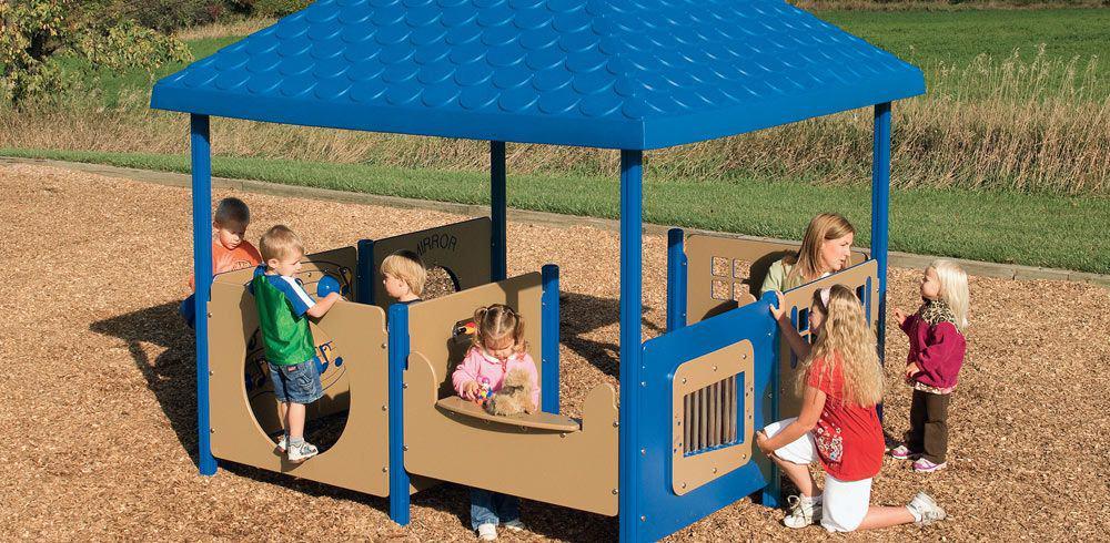 Play Shaper Playground Equipment