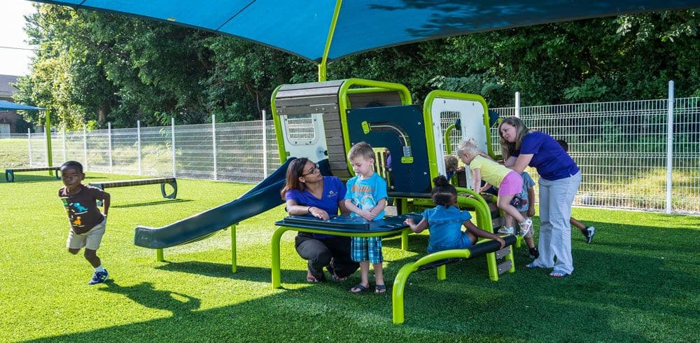 Smart Play Commercial Playground Equipment